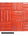 Handmade Crystal Glazed Glazed Tile 118x150 - کاشی دست ساز  باند گرد  لعاب دار