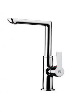 Kwc Bar Faucets Rita Model2 268x358 - شیرآشپزخانه مدل ریتا