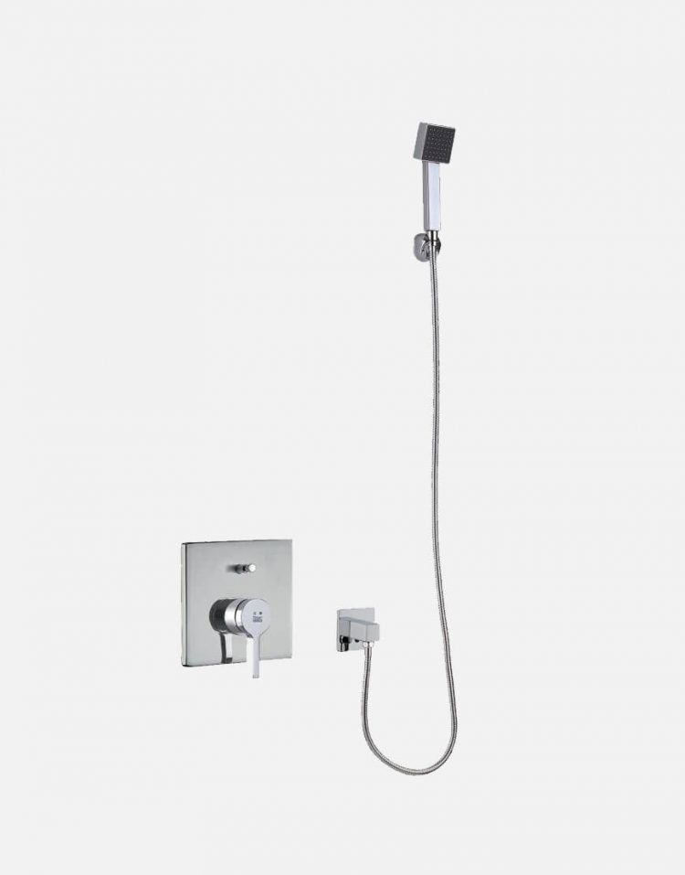 Kwc Built in Shower Systems style2 Ava Model1 1 750x957 - دوش کامل توکار مدل آوا تیپ ۲