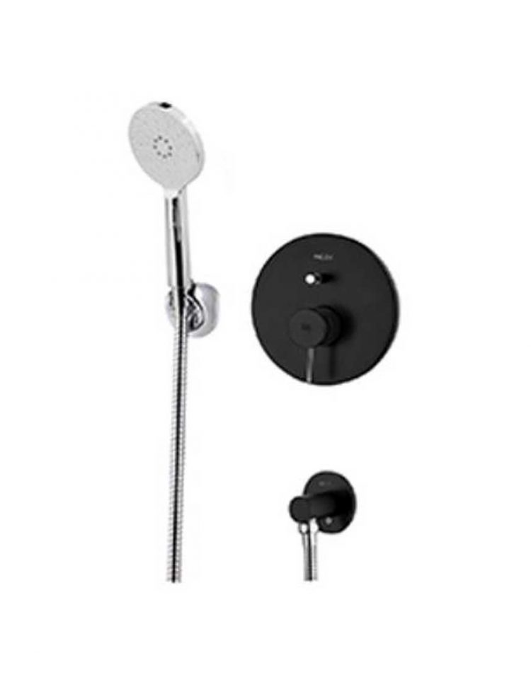 Kwc Built in Shower Systems style2 Zoe Model3 750x957 - دوش کامل توکار مدل زو تیپ ۲