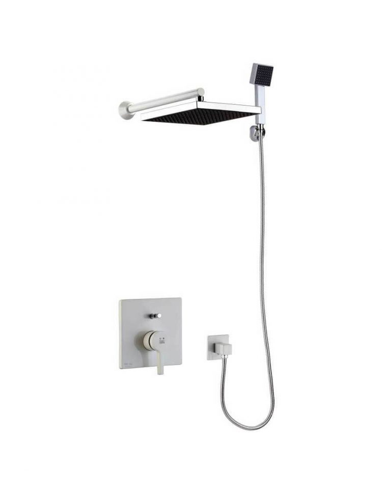 Kwc Built in Shower Systems style3 Ava Model2 750x957 - دوش کامل توکار مدل آوا تیپ ۳