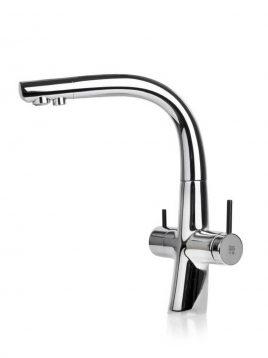 Kwc Dual Kitchen Faucets ZOE Model2 268x358 - شیرآشپزخانه دوکاره تصفیه مدل زو(Zeo)
