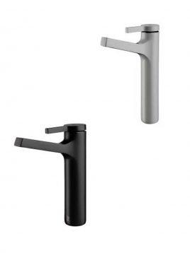 شیر دستشویی پایه بلند مدل آوا