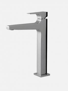 شیر دستشویی پایه بلند مدل اراتو
