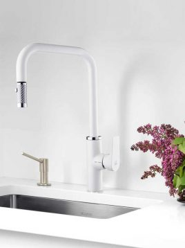 Kwc-Pull-Down-Kitchen-Faucets-Verona-Model