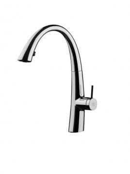 Kwc Touch Touchless Kitchen Faucets ZOE Model2 268x358 - شیرآشپزخانه چراغدار برقی مدل زو Zeo
