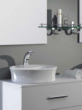 شیر دستشویی هوشمند kwc مدل ایکوا