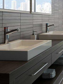 شیر دستشویی هوشمند مدل دومو