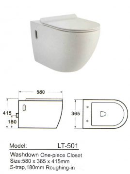 Lotus-Toilets-LT-501-Model