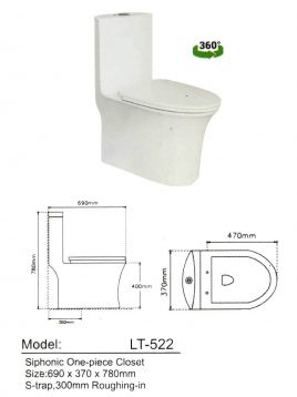Lotus-Toilets-LT-522-Model