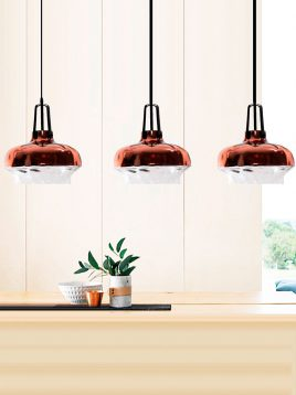 Mini Pendants voodoohome model VG3105S 1 268x358 - چراغ آویز مدل VG 3105 کوچک