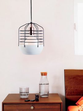Mini Pendants voodoohome model VM4106 s 1 268x358 - چراغ آویز مدل VM 4106 کوچک