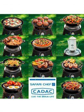Outdoor Cooker cadac model safari chef 2 268x358 - باربیکیو گازی مسافرتی کاداک مدل سافاری شف