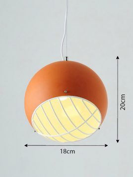 Pendants voodoohome model VM4105 2 268x358 - چراغ آویز مدل VM 4105