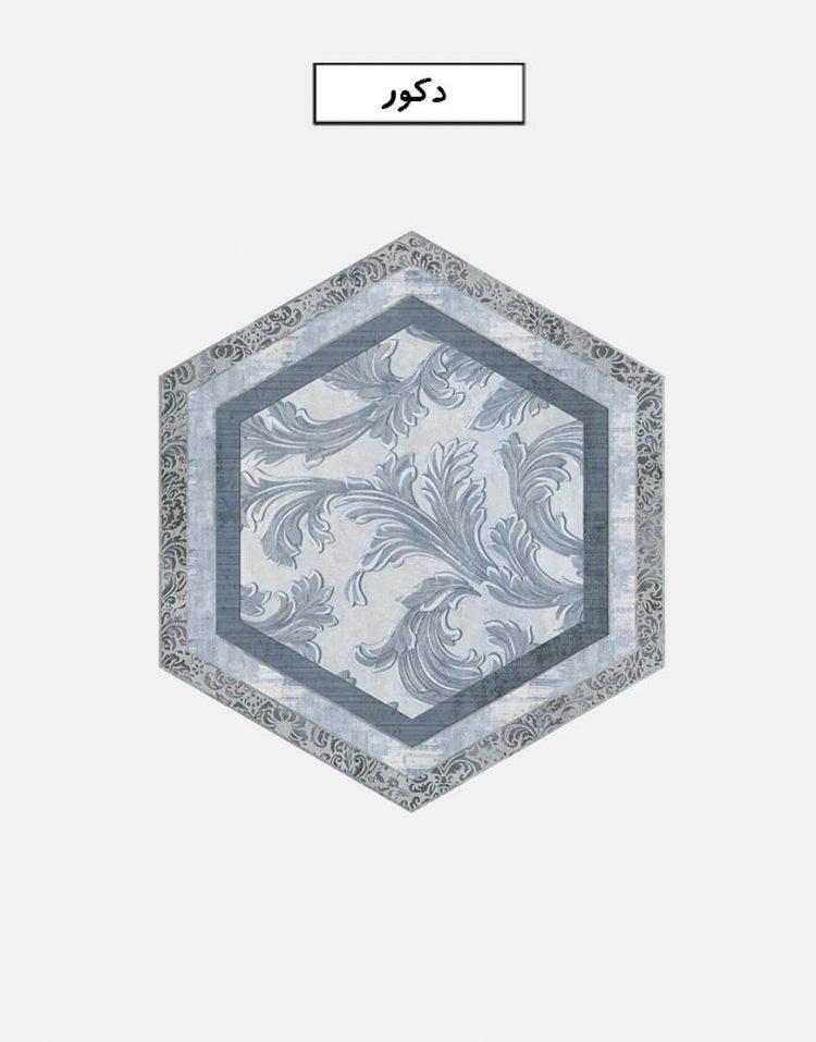 eefaceram mahoor ceramic tile decor 750x957 - کاشی ایفاسرام مدل ماهور