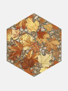 eefaceram yard autumn ceramic tile 2 268x358 - کاشی ایفاسرام مدل خزان