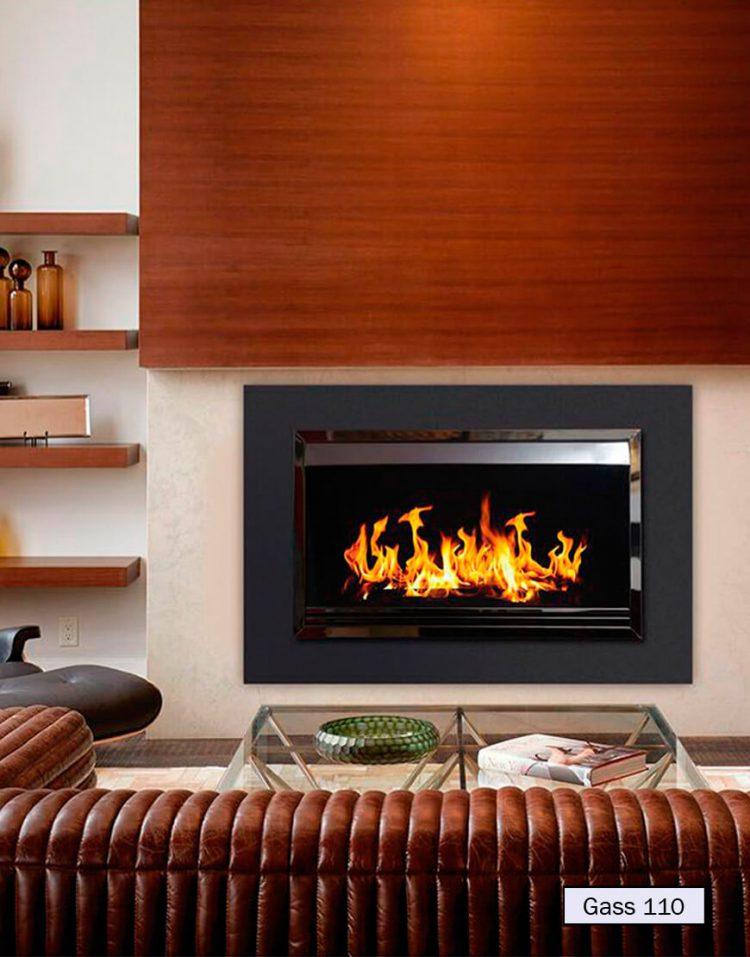gas fireplace padideh model 110 1 750x957 - شومینه گازی دیواری پدیده مدل ۱۱۰