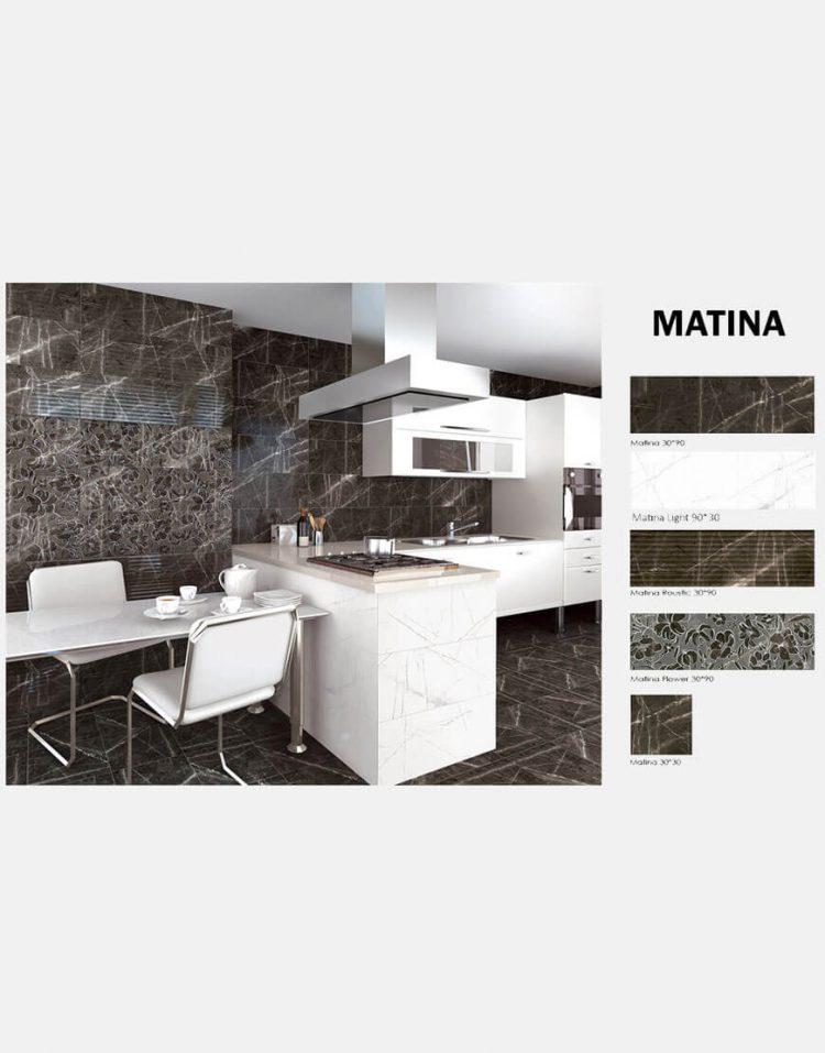 sorena ceramic tile matina 2 750x957 - کاشی ۳۰در۹۰ سورنا مدل ماتینا