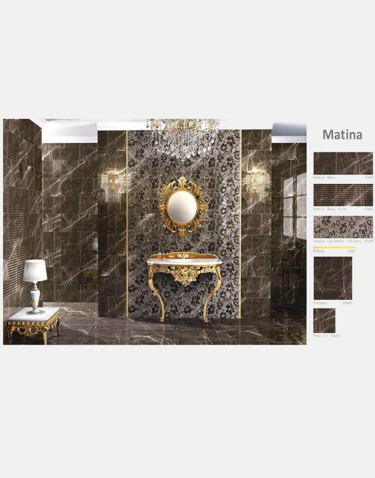 sorena ceramic tile matina 4 750x957 - کاشی ۳۰در۹۰ سورنا مدل ماتینا