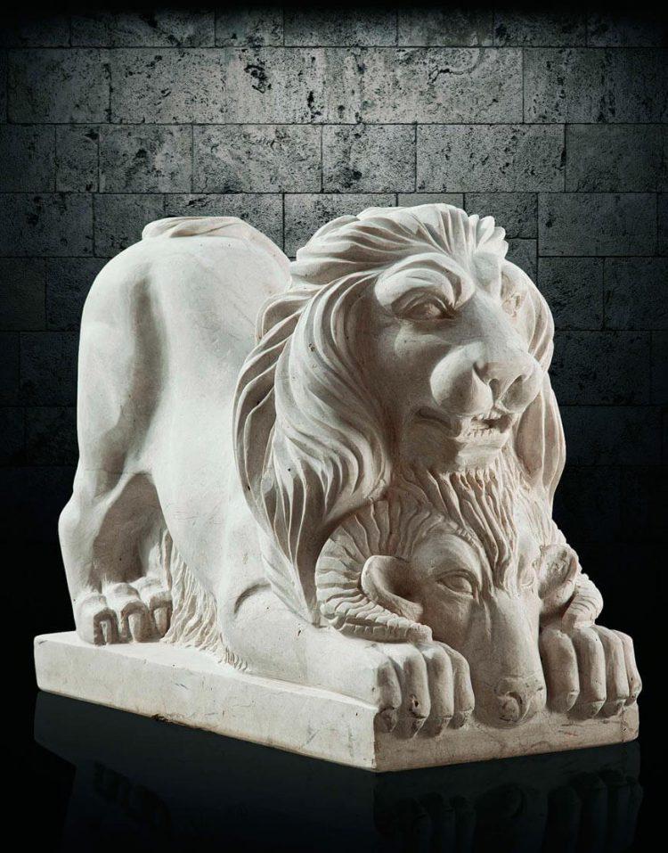 مجسمه سنگی آژیانه مدل st230