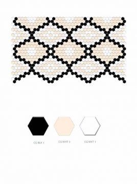 Alborz Miniature mosaic design two 2 268x358 - کاشی موزاییک مینیاتوری البرز طرح ۲