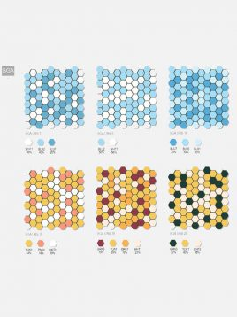 Alborz-Miniature-mosaic-model-mix-hexagon-1