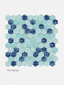 Alborz Miniature mosaic model mix hexagon rainy 1 268x358 - کاشی موزاییک مینیاتوری البرز مدل شش گوش میکس بارانی