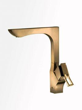 Derakhshan Bar Faucets Prance Model2 268x358 - شیرآشپزخانه درخشان مدل پرنس