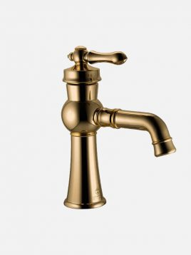 Derakhshan Centerset Bathroom Sink Faucets Akva Model2 268x358 - شیر روشویی درخشان مدل آکوا