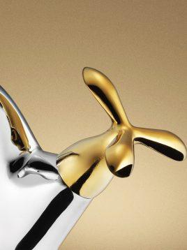 شیر روشویی درخشان مدل آنتیک