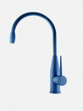 Derakhshan Sink Mixer bouncy Phoenix Model2 268x358 - شیرآشپزخانه شاوری درخشان فونیکس