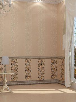 Tabriz caramic tile Amadis 2 268x358 - کاشی تبریز مدل آمادیس