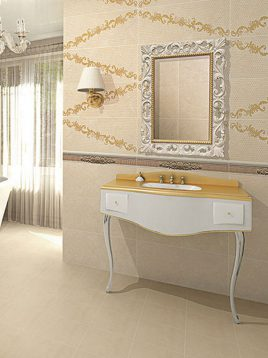 Tabriz caramic tile Hilton 2 268x358 - کاشی تبریز مدل هیلتون