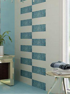 Tabriz caramic tile Palermo Blue 2 268x358 - کاشی تبریز مدل پالرمو آبی