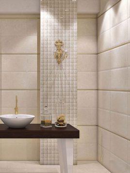Tabriz caramic tile Rio Beige 2 268x358 - کاشی تبریز مدل ریو بژ