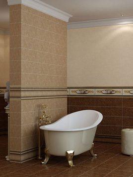 Tabriz caramic tile Verona 2 268x358 - کاشی تبریز مدل ورونا