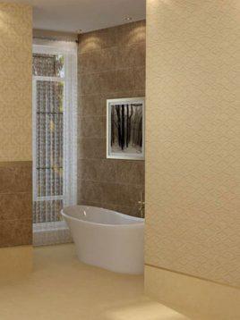 Tabriz caramic tile Zuma 2 268x358 - کاشی تبریز مدل زوما