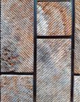 stone travertine antique model four 2 118x150 - سنگ آنتیک تراورتن طرح شیاری دودی طلایی