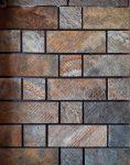stone travertine antique model four 3 118x150 - سنگ آنتیک تراورتن طرح شیاری دودی طلایی