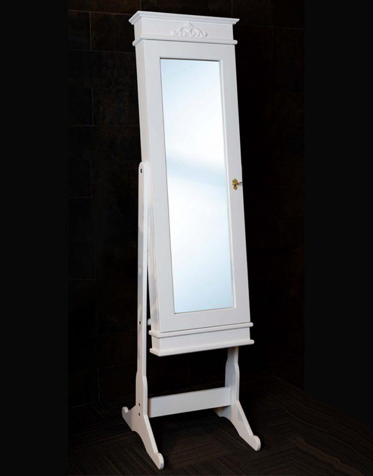sunhome freestanding mirror model W0880 1 750x957 - آینه ایستاده مطبق مدل W0880