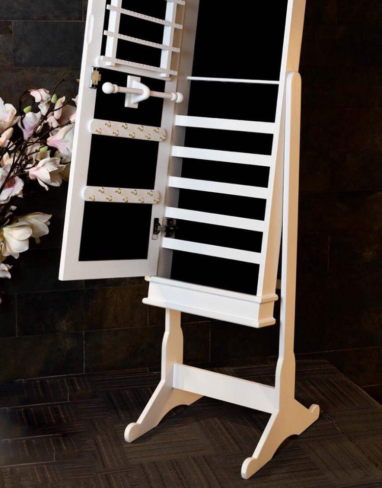 sunhome freestanding mirror model W0880 2 750x957 - آینه ایستاده مطبق مدل W0880
