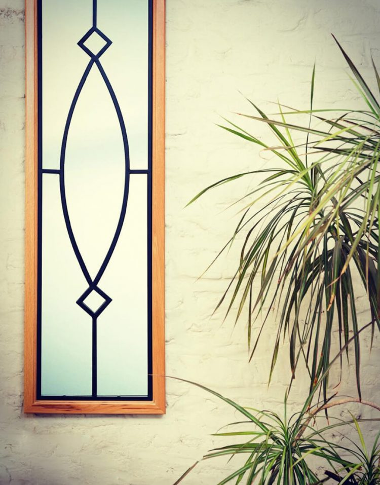 sunhome freestanding mirror model W1502 1 750x957 - آینه ایستاده هندسی مدل W1502