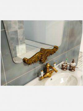 Verta Bathroom Vanities Vanda2 268x358 - ست روشویی کابینت و آینه مدل وندا