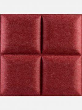 babol Square design Sound insulation 2 268x358 - دیوارپوش عایق صوتی طرح چهارخشت