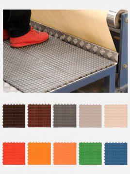 babol anti shock tile 2 268x358 - کفپوشهای مشبک تایل مدل ضربگیر
