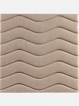 babol wave design Sound insulation 2 268x358 - دیوارپوش عایق صوتی طرح موج
