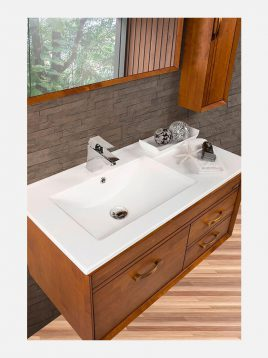Lotus bathroom vanities PALERMO model2 268x358 - ست روشویی کابینت چوبی لوتوس مدل PALERMO