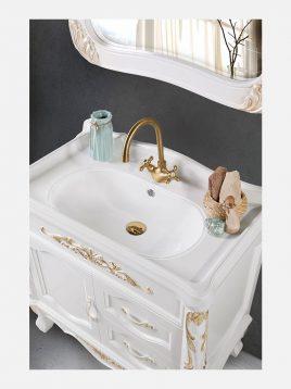 Lotus bathroom vanities SCARLET model2 268x358 - ست روشویی کابینت چوبی لوتوس مدل SCARLET