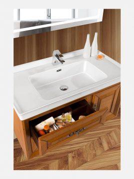 Lotus bathroom vanities VIVA model2 268x358 - ست روشویی کابینت چوبی لوتوس مدل VIVA