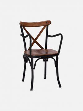 صندلی نظری مدل تونت با کف چوبی